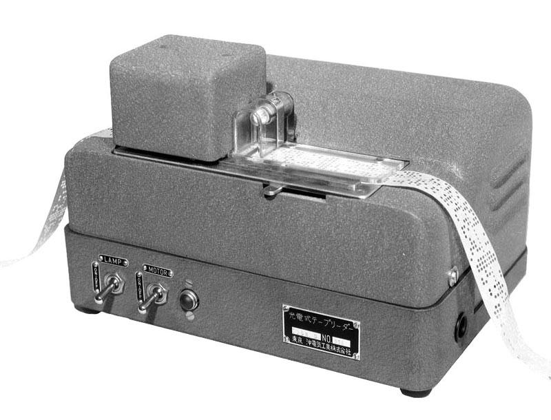 【沖電気】 OKI-58光電式テープリーダ