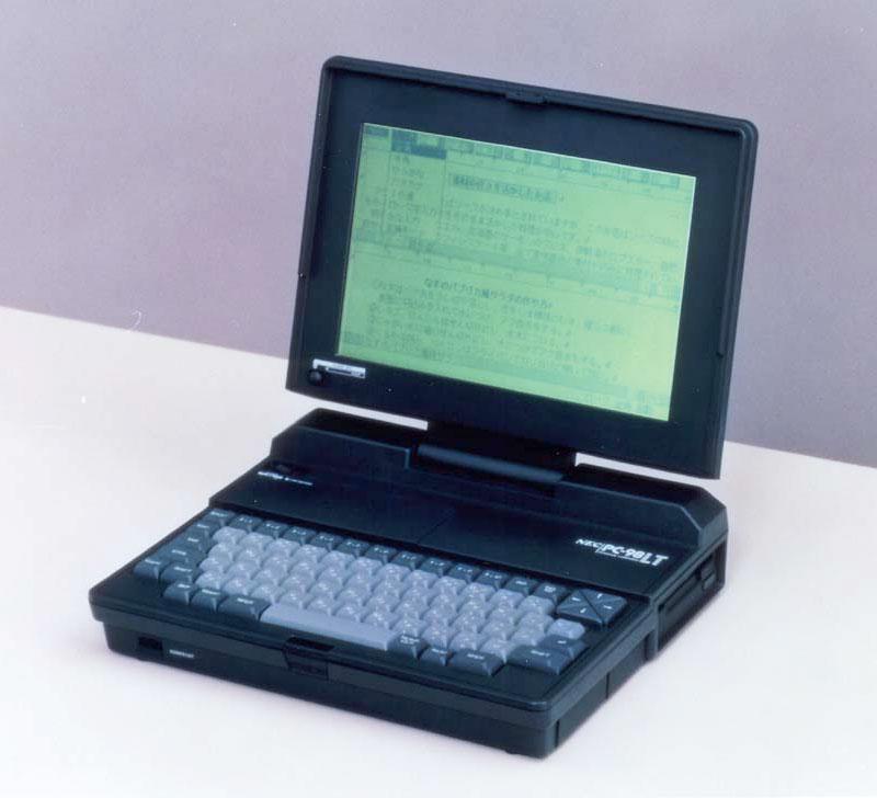 「pc-98lt」の画像検索結果
